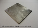 Tungsten contact plate chemical clean 99,95% 10 x 10 x 1 mm